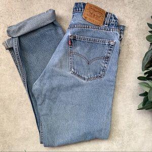 Vintage Levi 505's Perfect 90s Mom Jean